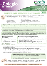 Dispensación de Medicamentos Veterinarios