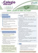 Gripe: ¿Quién se debe vacunar?